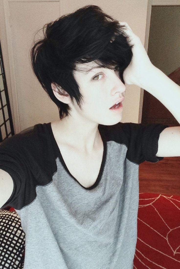 Non Binary Haircuts Google Search Androgynous Hair
