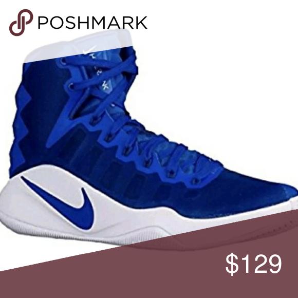 4a17708d1602 Nike Women s Basketball Shoes Hyper Dunk 10 Nike Women s Basketball Shoes  Hyper Dunk Hyperdunk 2016 TB ROYAL BLUE Size 10 The Nike Hyperdunk 2016  (Team) ...