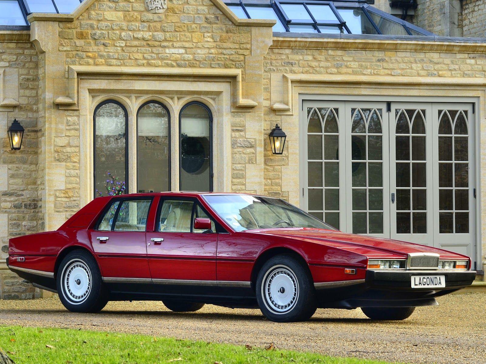 Fab Wheels Digest F W D Aston Martin Lagonda Series 2 4 1976 90 Aston Martin Lagonda Aston Martin Classic Aston Martin