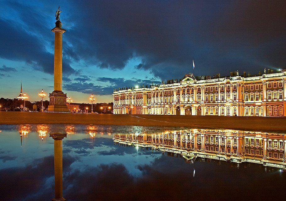 State Hermitage Museum - Saint Petersburg, Russia