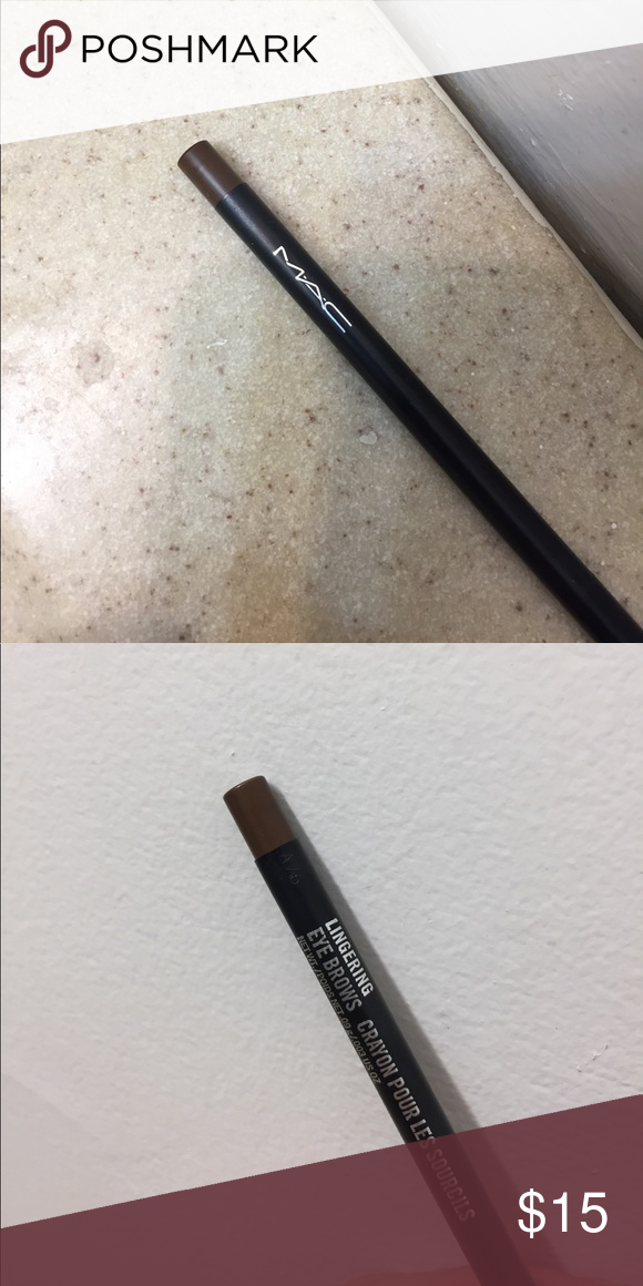 Mac Eyebrow Pencil Never Been Used Mac Cosmetics Makeup Eyebrow
