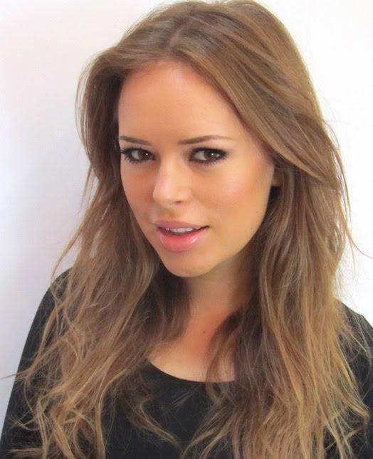 Tanya Burr Hair Beauty Fashion Hair And Beauty Pinterest