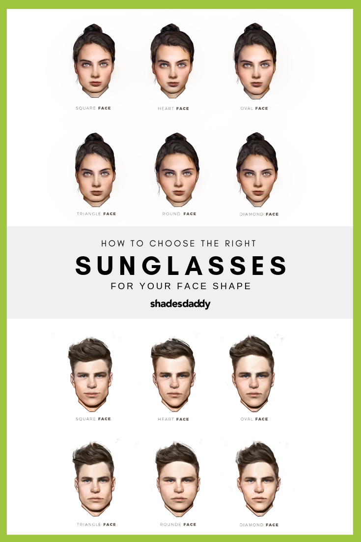 648904ea8d It s a fact that not every pair of sunglasses fits every face shape.  Everyone has