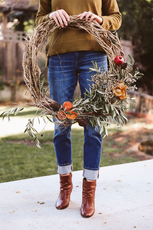 Photo of DIY Winter Wreath Workshop – Honestly WTF