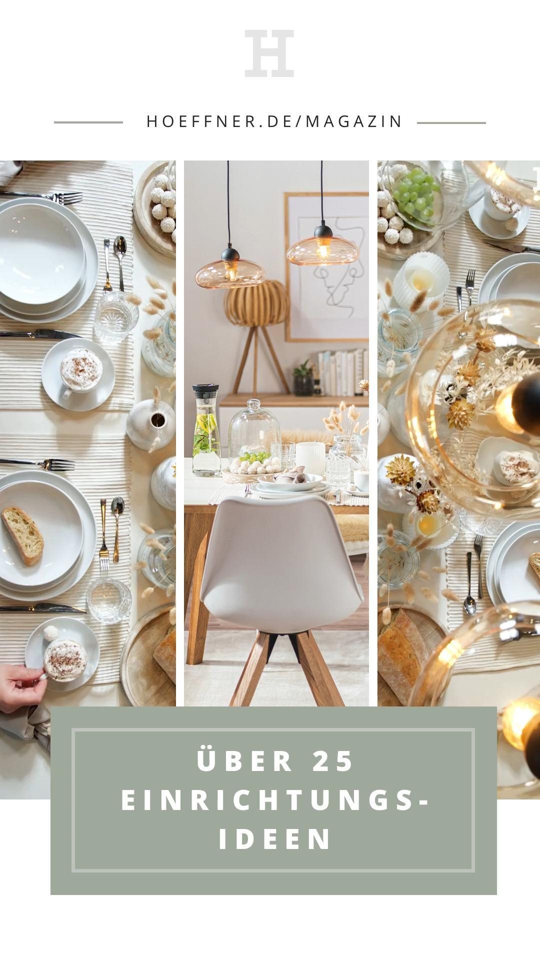 Photo of Entdecke jetzt über 25 Interior Looks für dein Zuhause | Inspirierende Styles einfach dekorieren