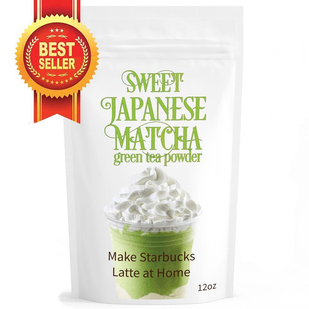 Starbucks Matcha Powder Comparable