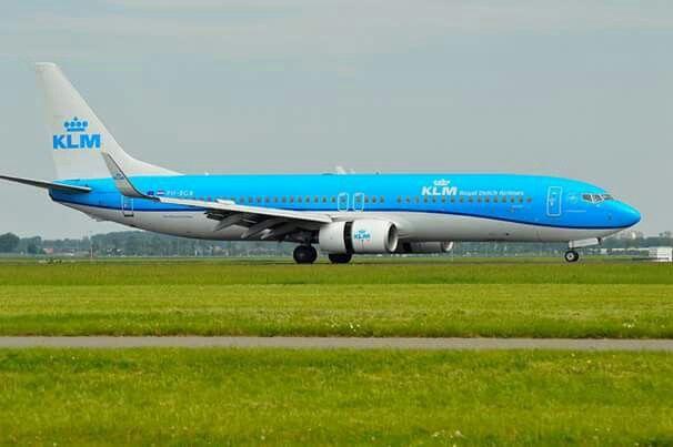 KLM Boeing 737-800 PH-BGB