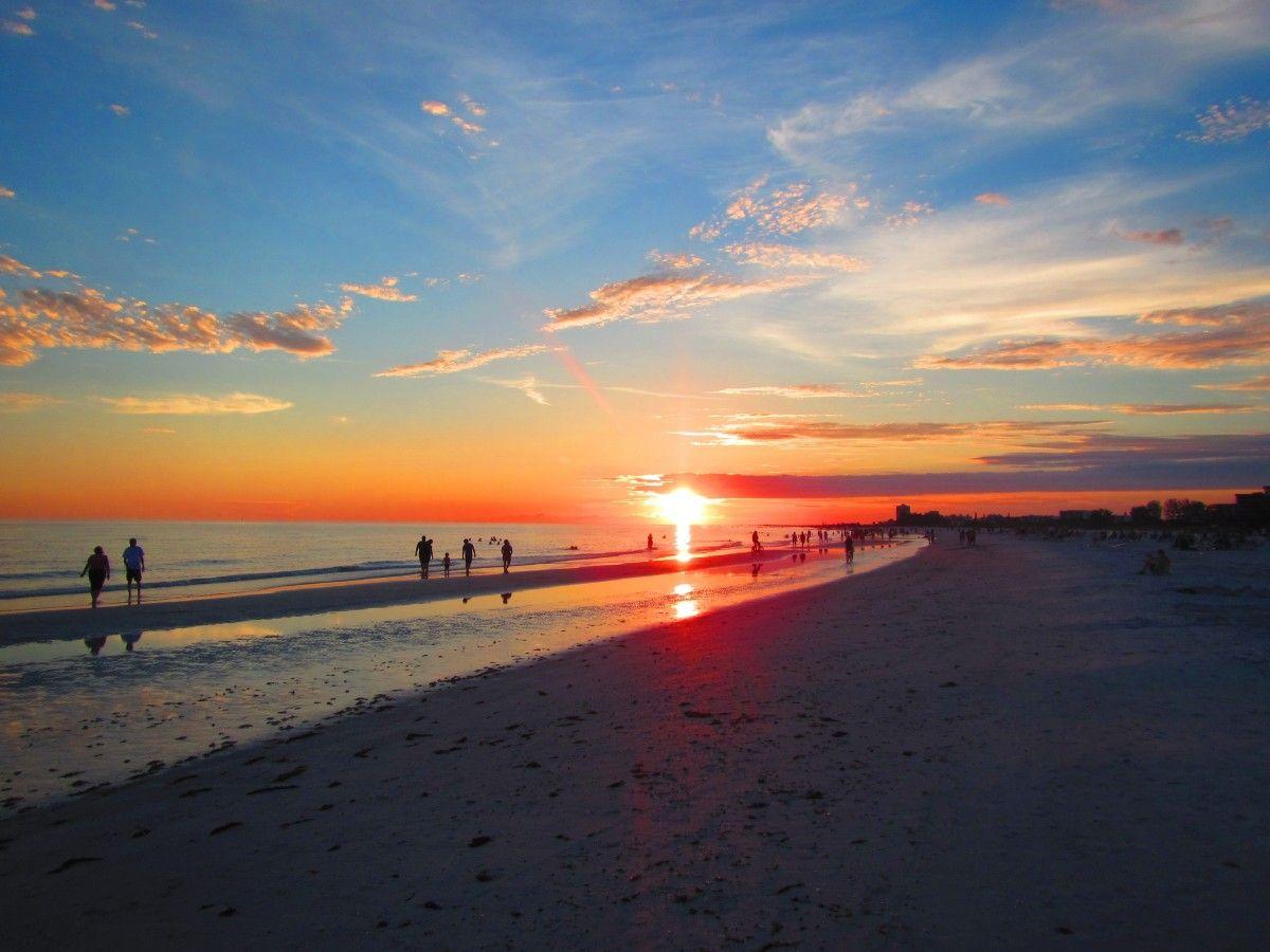 Pantai Pemandangan Laut Pantai Air Alam Pantai Pemandangan Matahari Terbenam