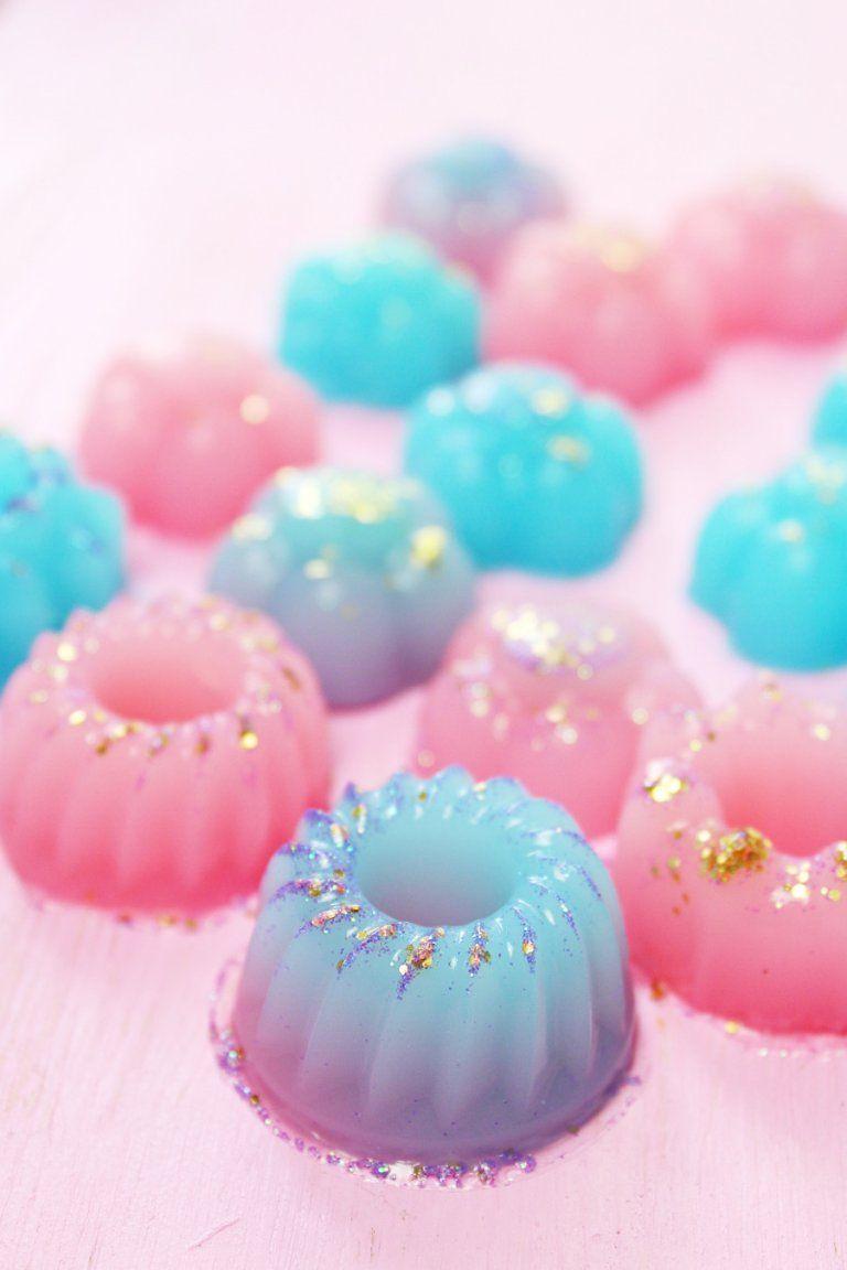 DIY Dusch Jelly im Lush-Style selber machen – Einfache Anleitung! #badekugelnselbermachen