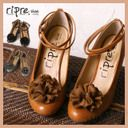 Three-way heels with shoe clip and removable strap from USmarket on Rakuten