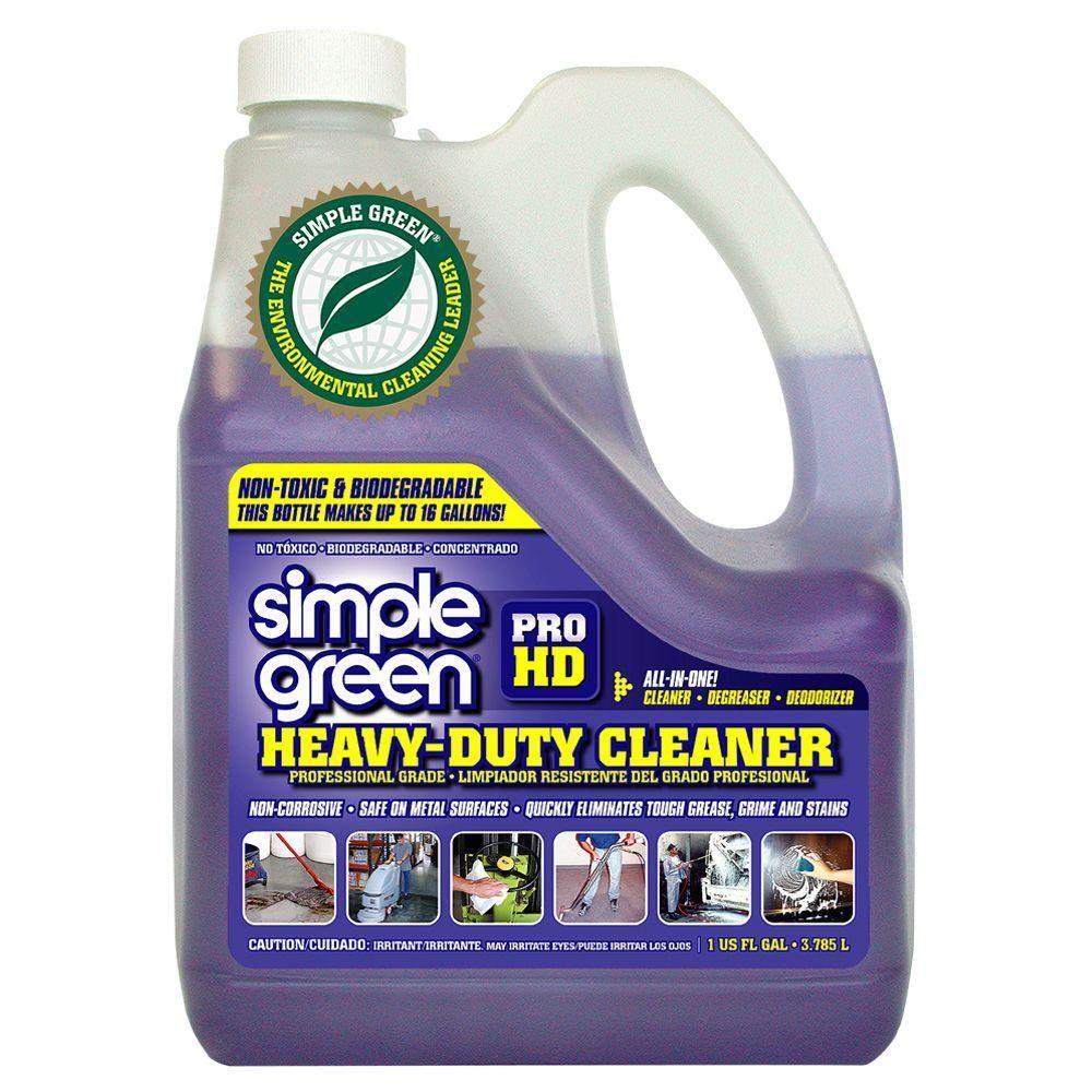 Simple Green Pro Hd 128 Oz Professional Grade Heavy Duty Cleaner