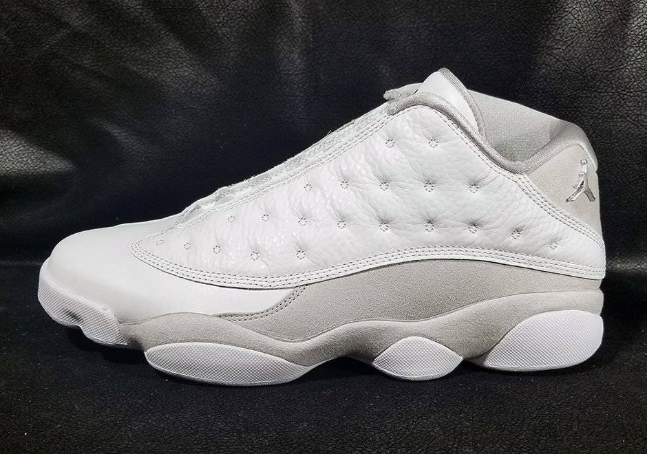 """e61452c297bd #sneakers #news Air Jordan 13 Low """"Pure Money"""" Releases On May 20th"""