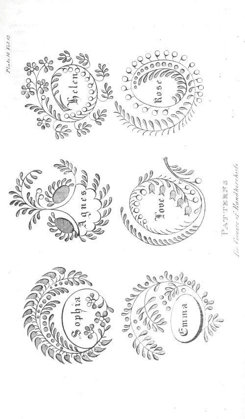 AR 1822 s2 v13 p4 | Вышивка | Pinterest | Bordado, Dibujos y Esquemas