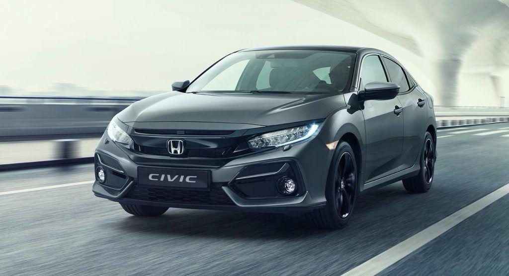 Το Honda Civic 2020, με φρέσκο εξωτερικό στυλ