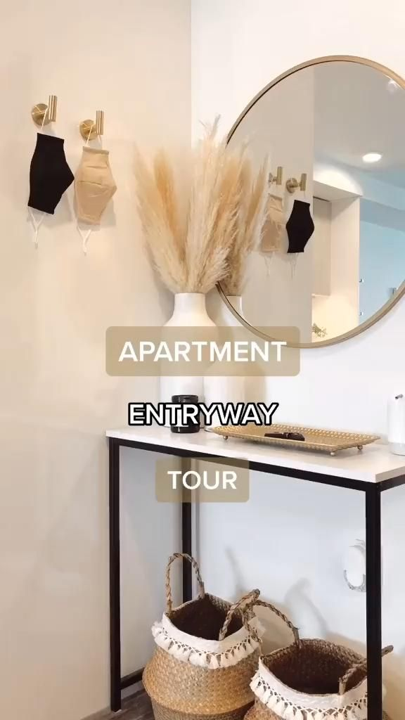 ENTRYWAY FINDS YOU MUST HAVE | Charms for your home💖 | House Entryway Inspo | Home Entryway