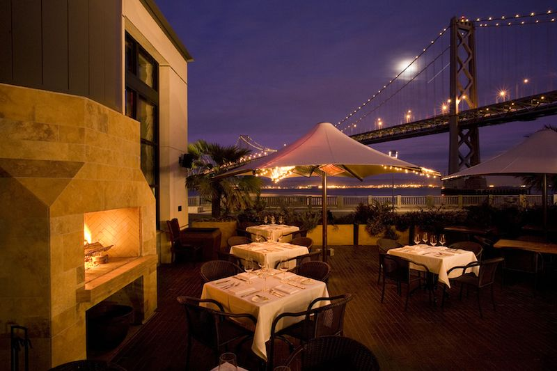 Sightseers The Best Bay View Restaurants In San Francisco Opentable Blog San Francisco Restaurants San Francisco Travel San Fransisco