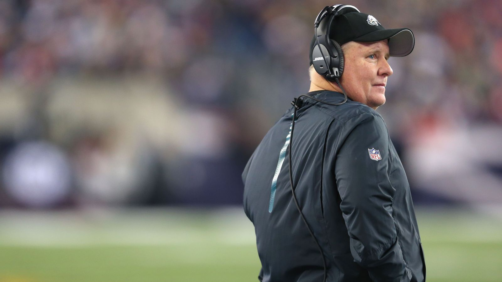 Do you approve of the eagles decision to release chip