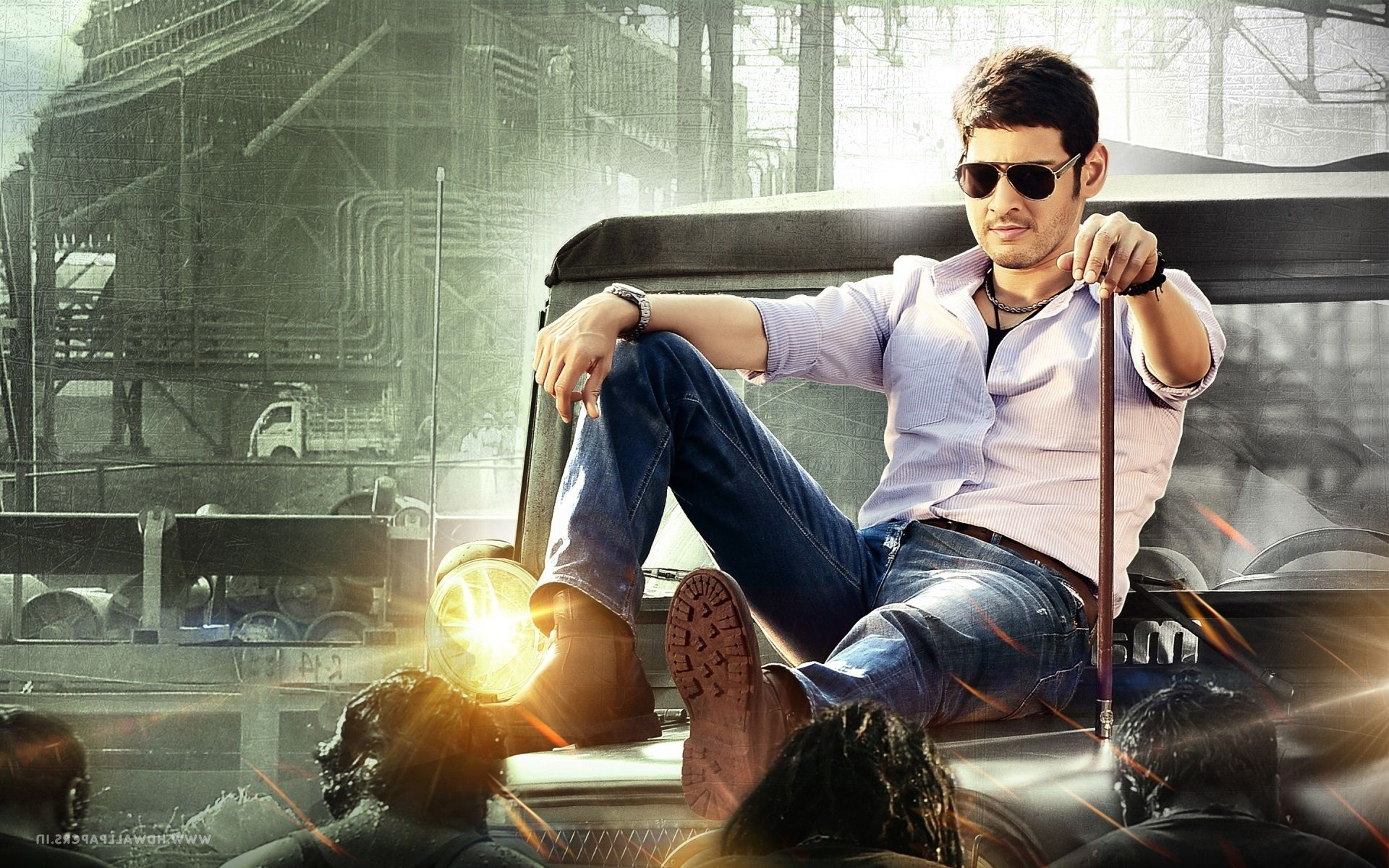 1920x1200 Mahesh Babu Wallpaper Hd Backgrounds Images With Images