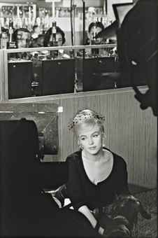 HENRI CARTIER-BRESSON Marilyn Monroe sur le tournage du film de John Huston 'The Misfits', Nevada, Etats-Unis, 1960