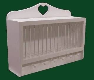 We had a plate rack in the last house we lived in - I loved it & We had a plate rack in the last house we lived in - I loved it ...
