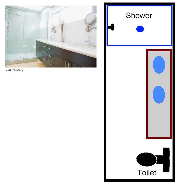 use these 15 free bathroom floor plans  bathroom floor