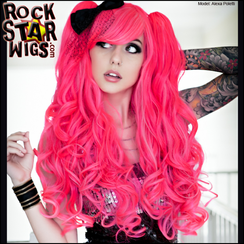Female Characters With Pink Hair Cosplay Com I 3 Pink Hair