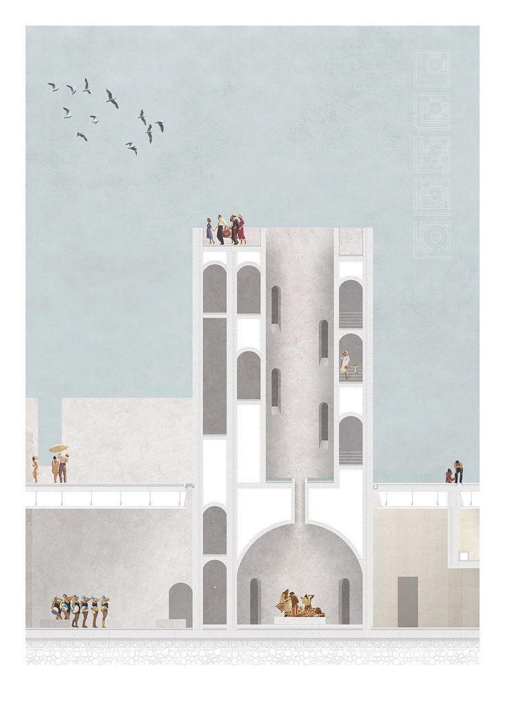 Untitled #architektonischepräsentation
