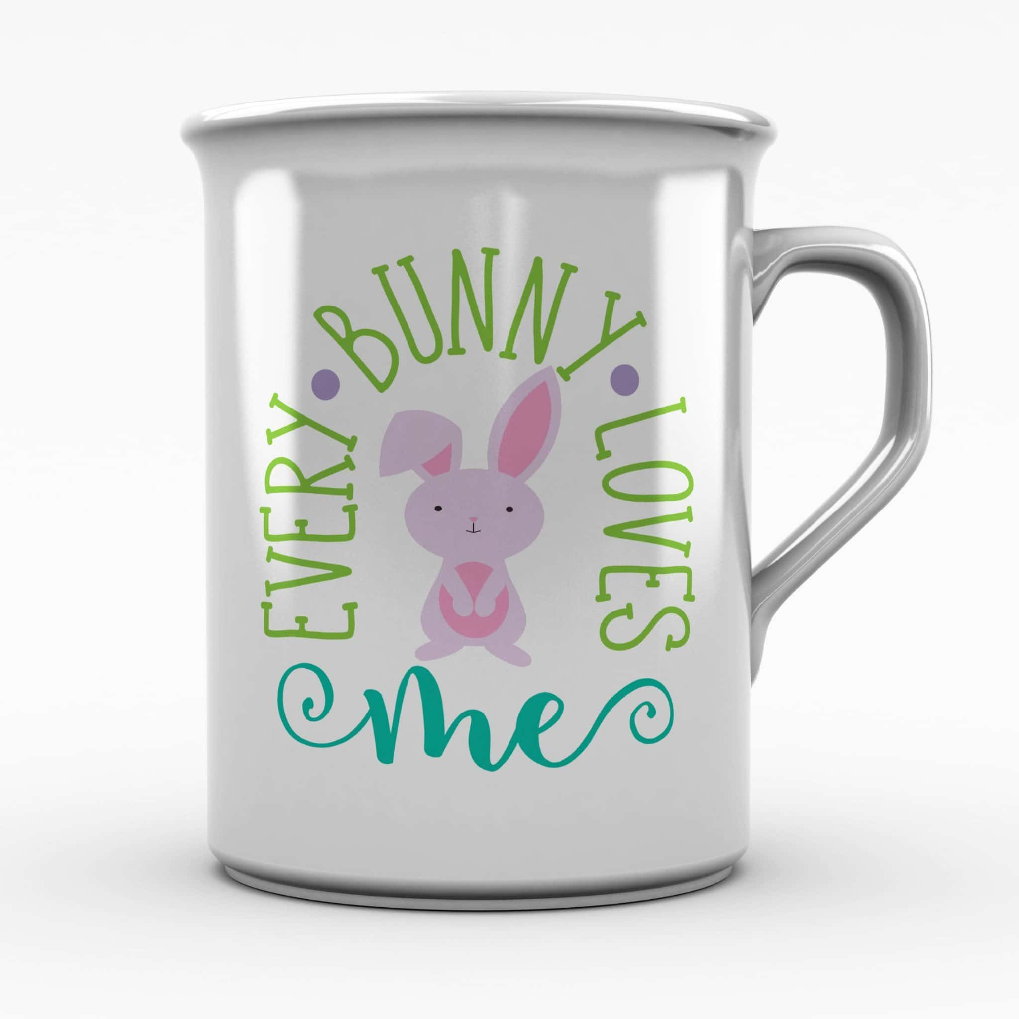Download Every Bunny Loves Me SVG File | Svg file, My love, Projects