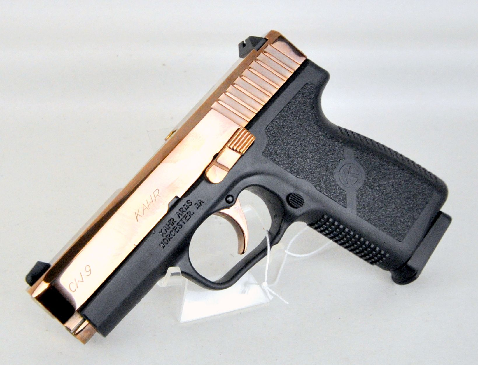 Kahr Arms CW9 Dusty Rose 9mm  CW9093DR  The CW9 from Kahr