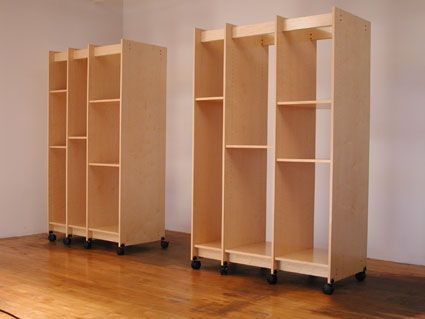 Art Storage Cabinets For Storing And Materials Roll On Locking Wheels