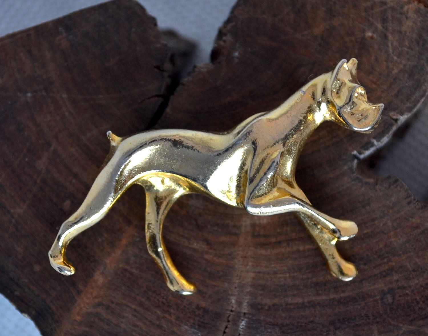 Collie Dog Pup Large Multicolor  Acrylic Pin Brooch Jewelry