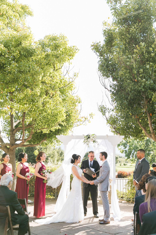 White & Wine Wedding in San Francisco   Novato, CA ...