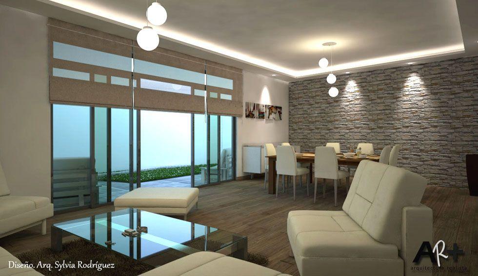 Dise o de salas modernas buscar con google moda para for Diseno de interiores sala de estar