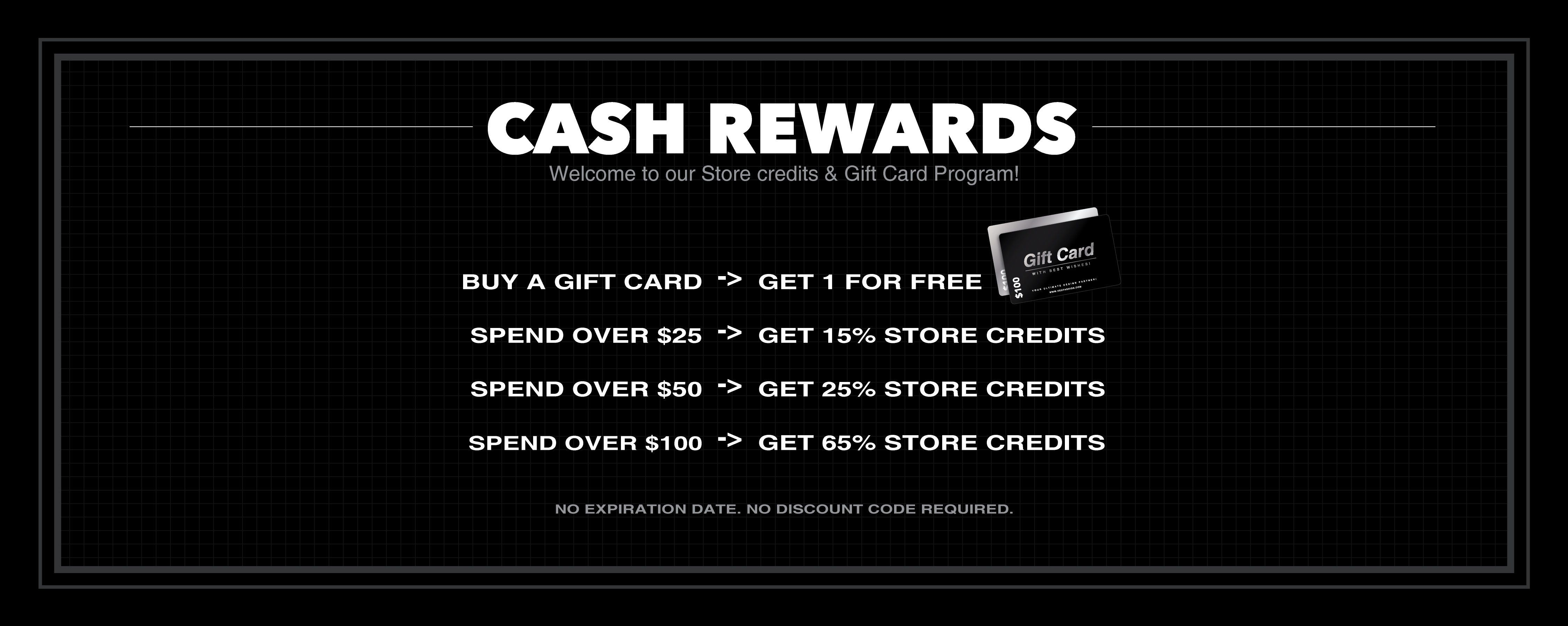 Cash rewards cash rewards customer loyalty program rewards