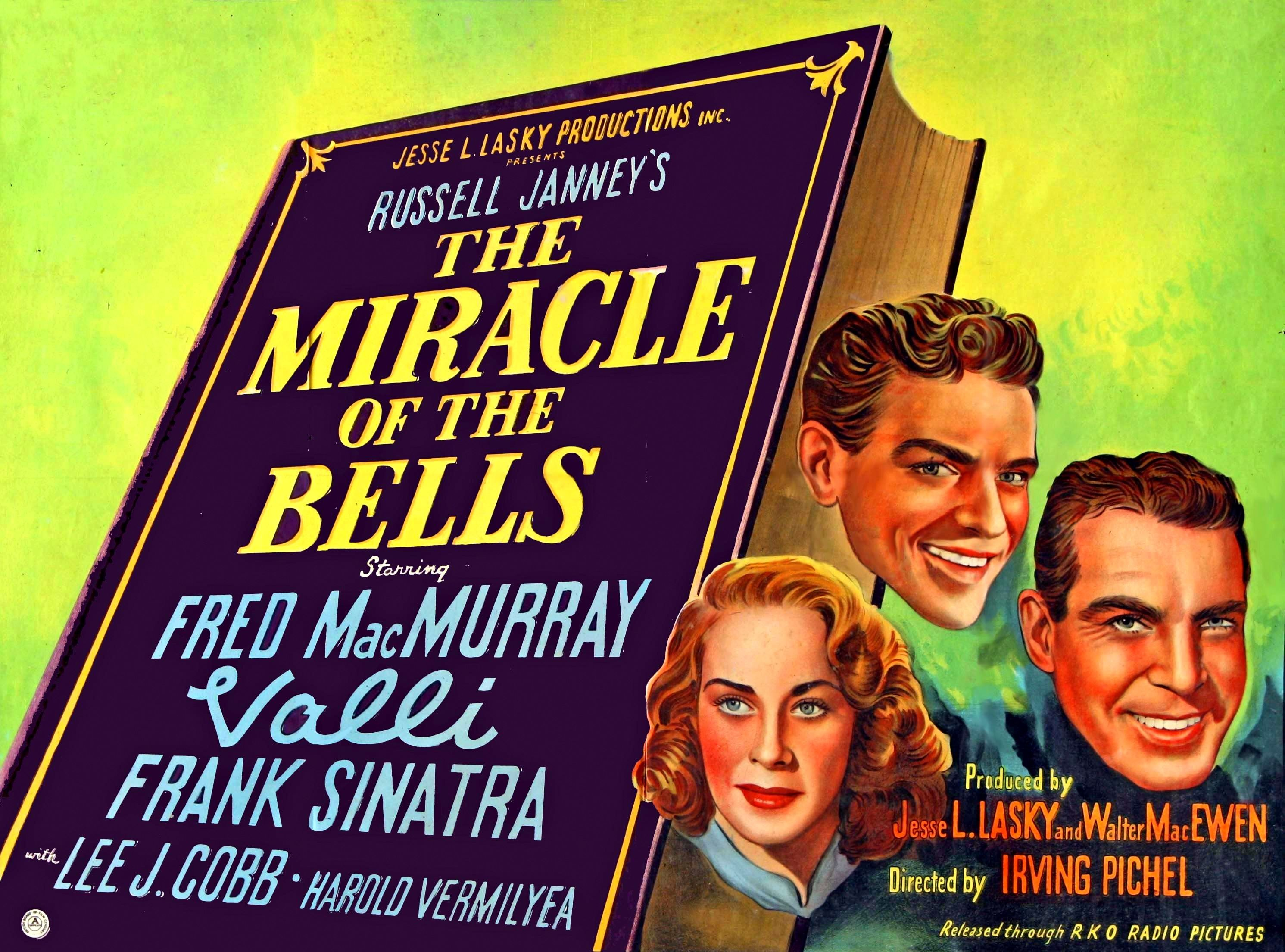 The Miracle of the Bells (1948)   Cine