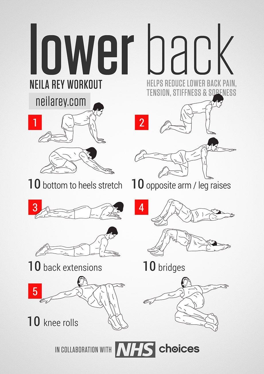 lower back workout training ohne ger te bungen f r zuhause und r cken. Black Bedroom Furniture Sets. Home Design Ideas