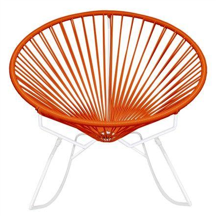 Innit Rocker - Orange Weave
