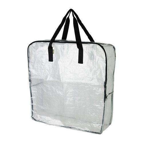 Dimpa Storage Bag Clear 25 X8 X25 Ikea Ikea Storage Bag Storage Ikea Dimpa