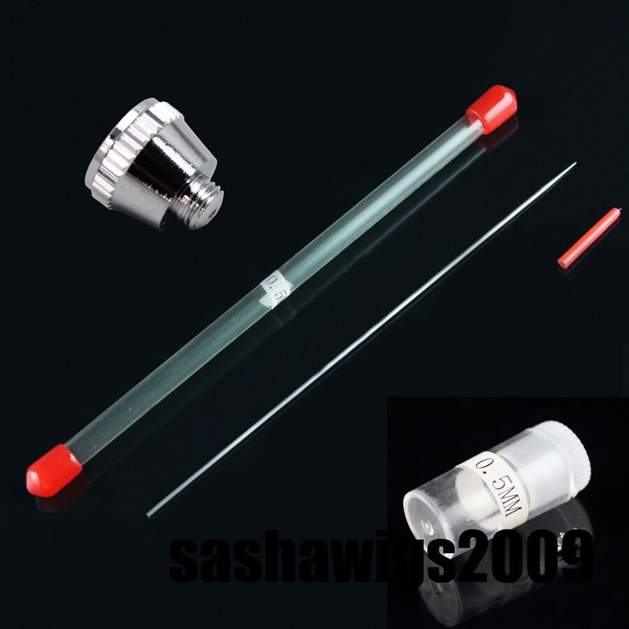 Ophir Airbrush 0 3mm 0 4mm 0 5mm Needle Airbrush Nozzle Replacement Set F Air Mm Ophir Airbrush Nozzle Spray Paint Colors Ebay