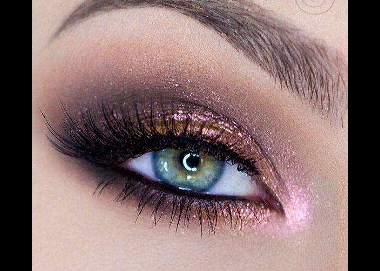 Eye makeup ❤️