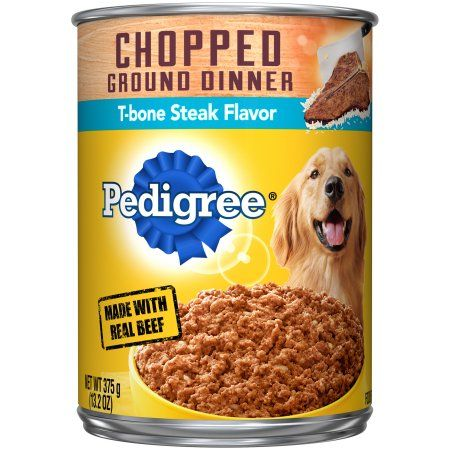 Pets Dog food recipes, Wet dog food, Canned dog food