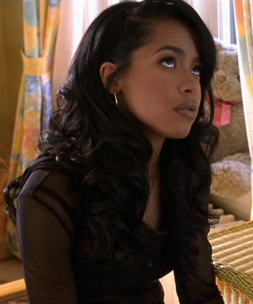Aaliyah Hairstyle : aaliyah, hairstyle, Aaliyah, Movie., Beauty,, Style,