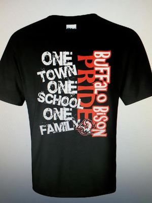 e9734bd33 Buffalo Student Council selling  together  T-shirts ...