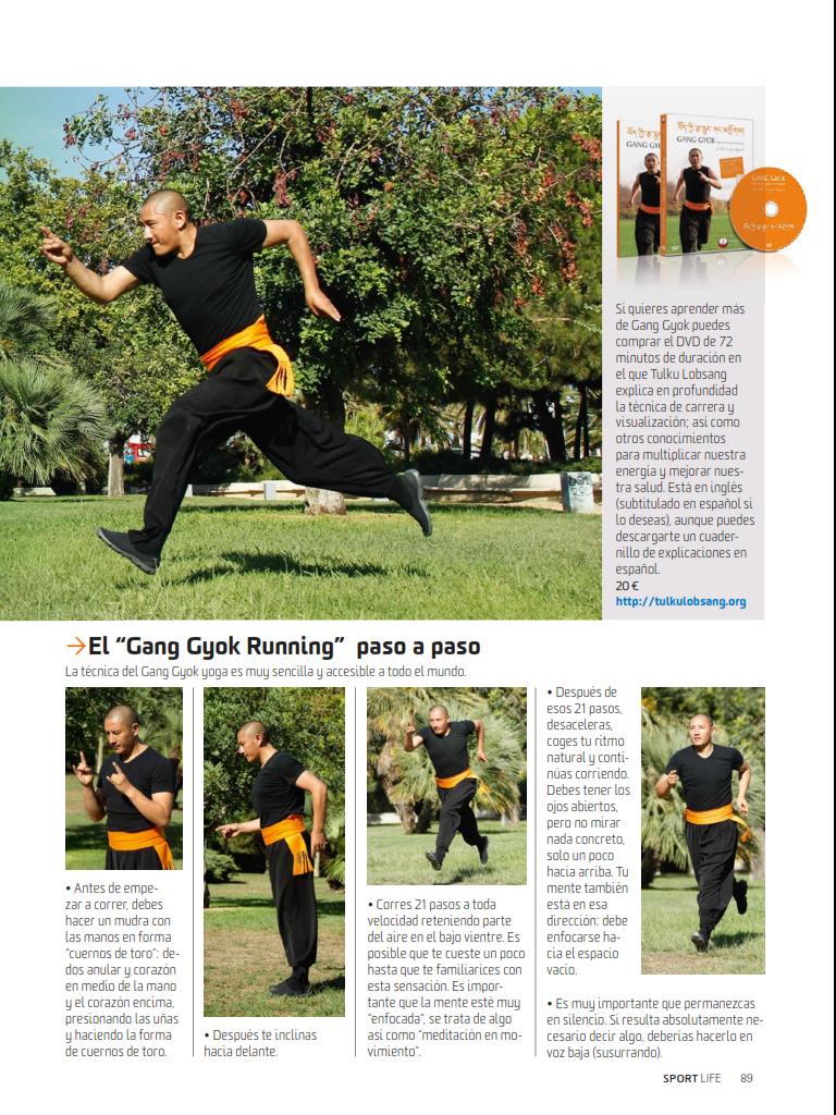 El Yoga Que Corre Gang Gyok Como Correr Correr Yoga