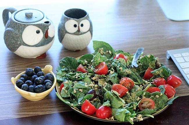 My 10 Basic Salad Essentials: Simple Staples for Orgasmic, Health-Boosting Salads