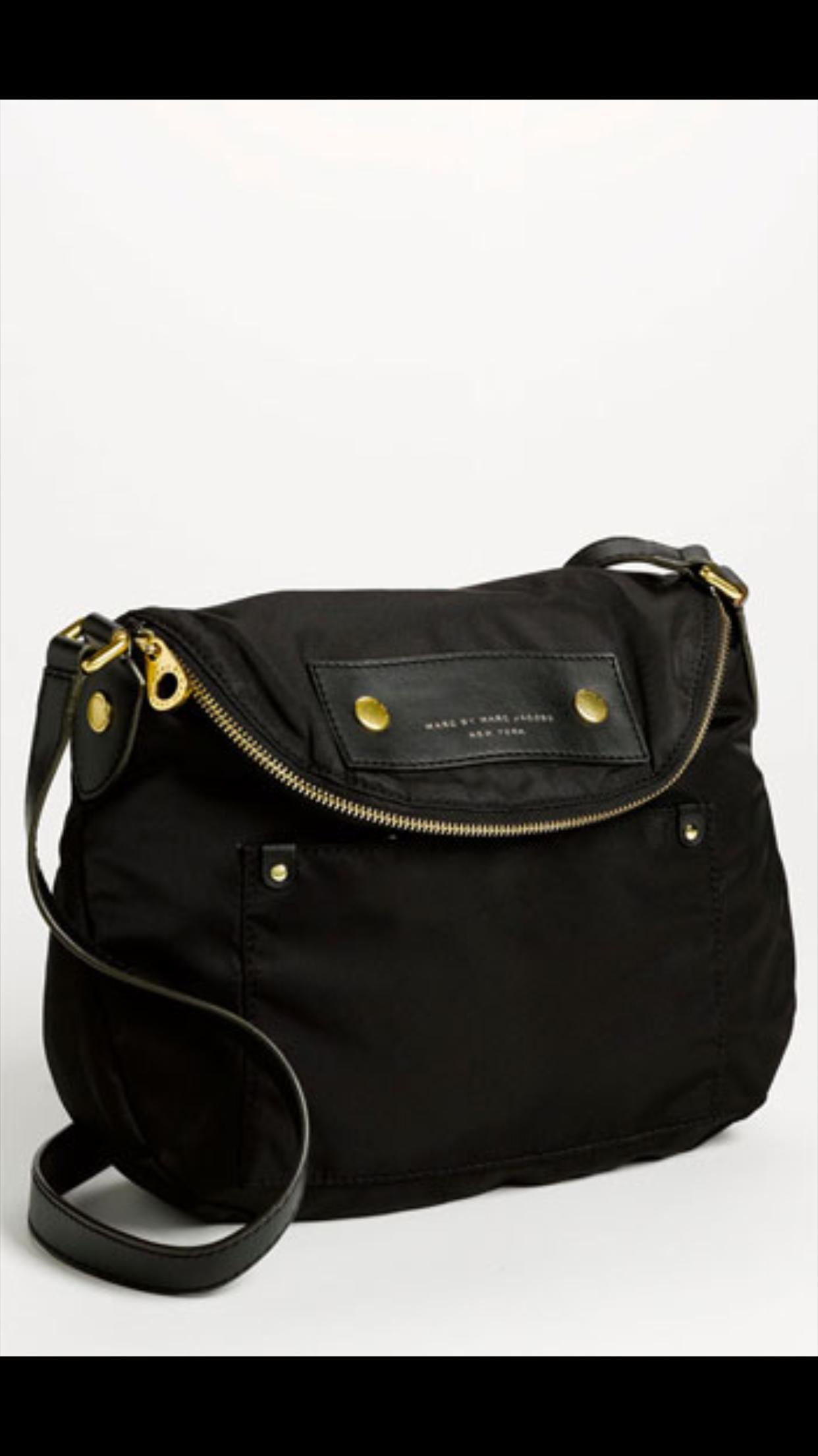 c50f39cd3e10 Marc by Marc Jacobs Preppy Nylon Sasha Cross Body Bag   285