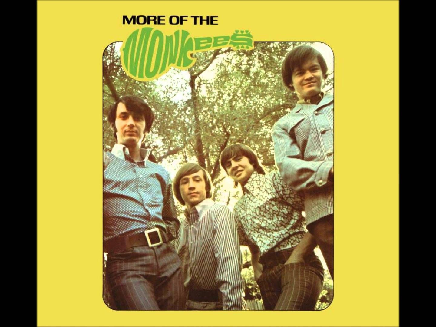 The Monkees -- More Of The Monkees (1967) Full Album | The monkees, Rock  album covers, Album covers