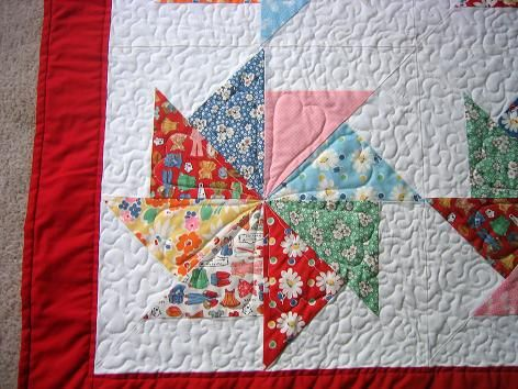 Baby Quilt. | Missouri star quilt, Star quilts and Tutorials : missouri star quilt tutorials - Adamdwight.com