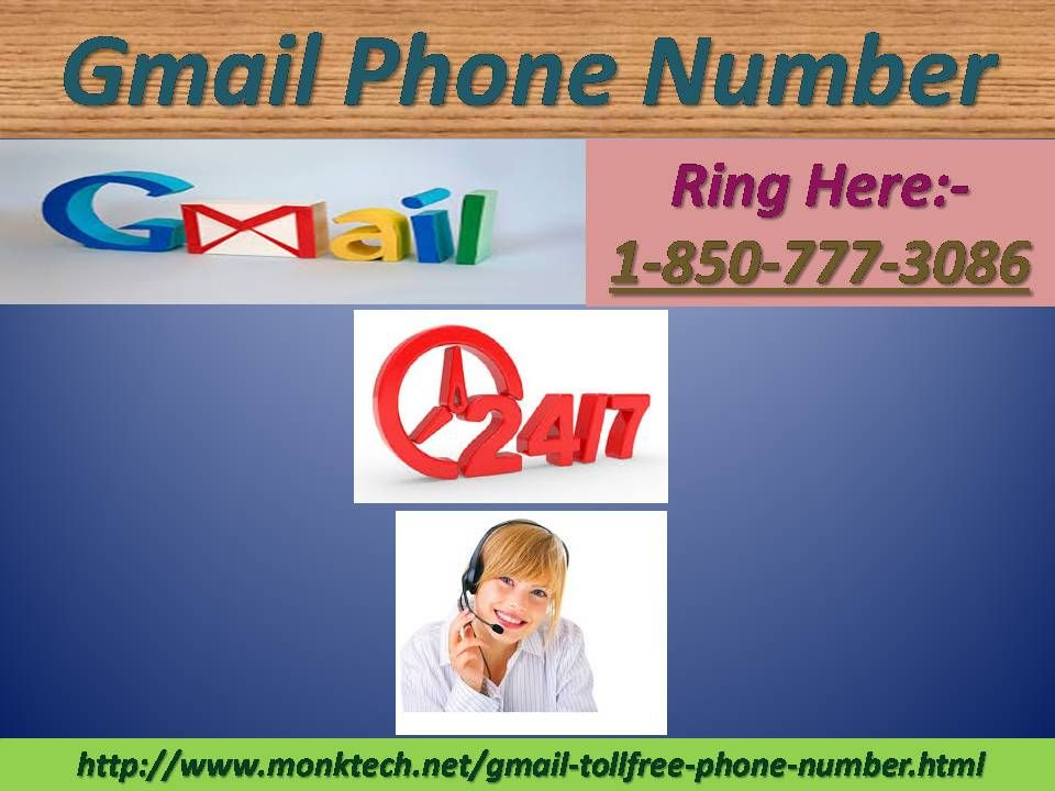Phone up Gmail Phone Number 18507773086 To Change