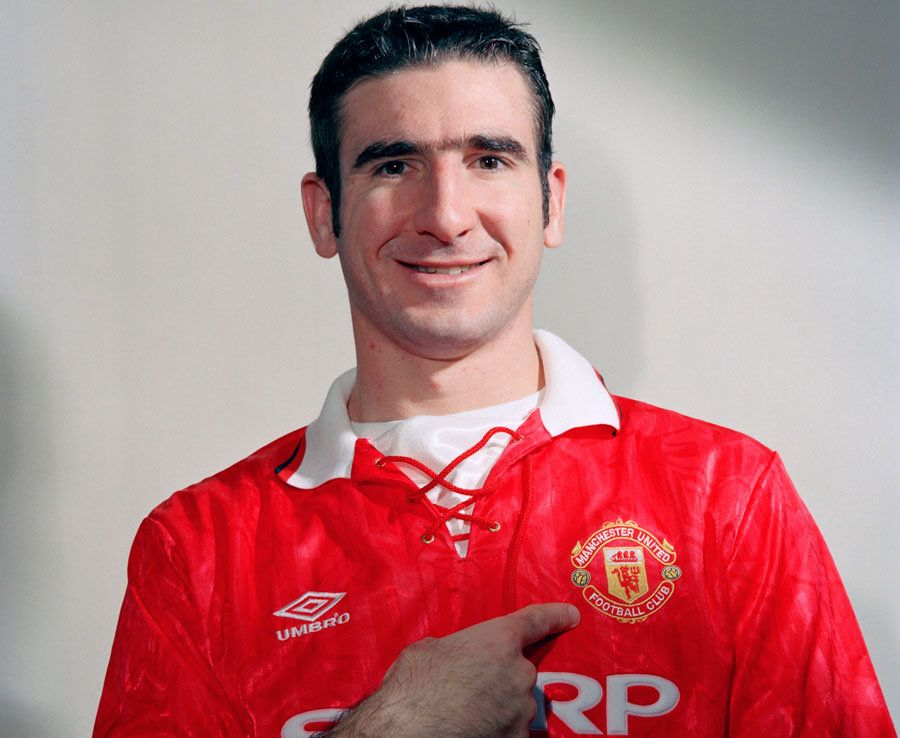 He played for auxerre, martigues, marseille, bordeaux, montpellier, nîmes and leeds united before ending his professional footballing career at manchester. Man United News: Eric Cantona reveals all on Old Trafford ...